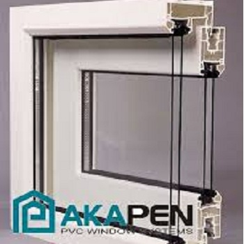 UPVC Sliding Windows Profile