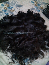 GRV Remy Grade 9A Wholesale 8-30 Inch 100% Virgin Human Hair Extension