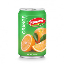 Fruit juice wholesales Orange juice for canned 330ml fruit juice OEM