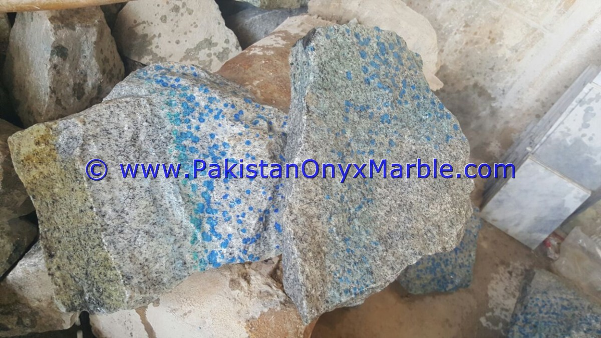 EXPORT QUALITY K2 JASPER RAINDROPS BLUE AZURITE ROUGH BEST QUALITY
