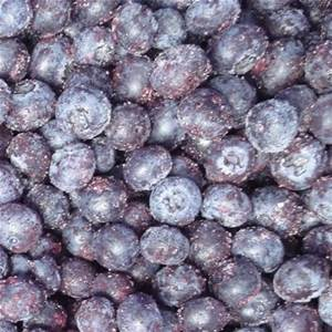 High Quality Sweet IQF Frozen Blueberry