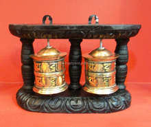 Nepal prayer Wheel Manufacture
