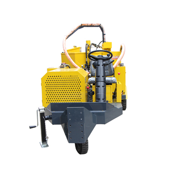 highway repair cement large cracks repair machines asphaltum potting machine crack sealing machine Asphalt road crack router