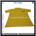Single Jersey Slim fit polo t shirts Mens T Shirts