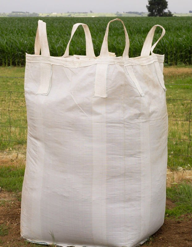 pp jumbo bag/pp big bag/ton bag for sand, building material, chemical, fertilizer, flour