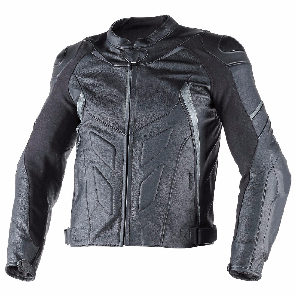 China factory best selling jackets men cool zipper custom leather motorcycle jacket