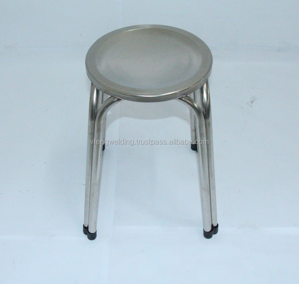 DOUBLE TUBE STOOL CHAIR