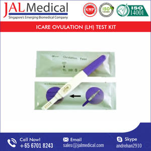 One Step Accurate HCG Ovulation Test Strip Urine Pregnancy Test Kit