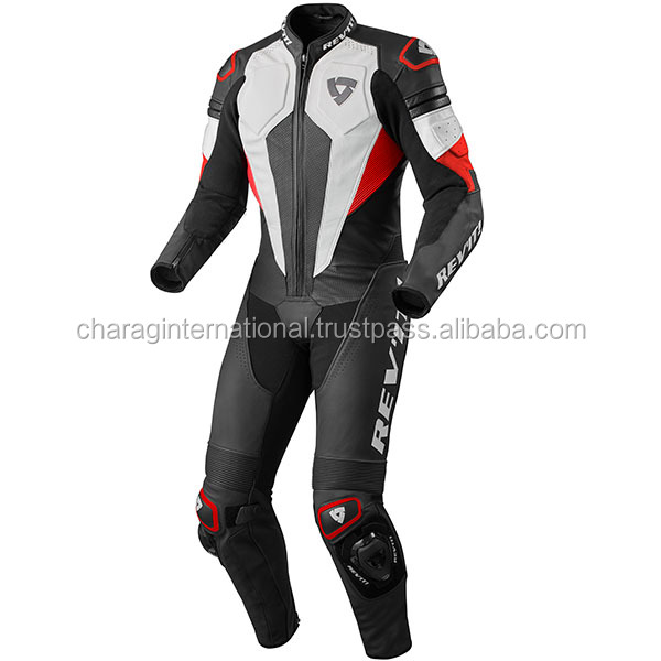 Top Quality Wholesale Cheap Price Motorbike/Motorcycle/Biker Leather Suit
