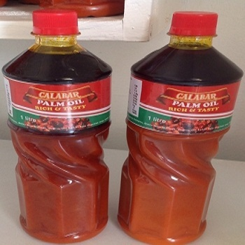 Certified RBD Palm Olein manufactured from 100% Organic Crude Red Palm Oil