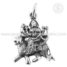 Holy charms pendants 925 sterling silver jewelry manufacturer handmade silver pendants