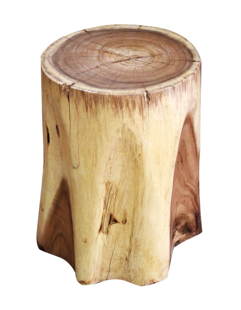Trunk Stools, Wooden Stools, Carved Stools, Thailand Wooden Stools Thailand, Monkey pod stools, Acacia Stools