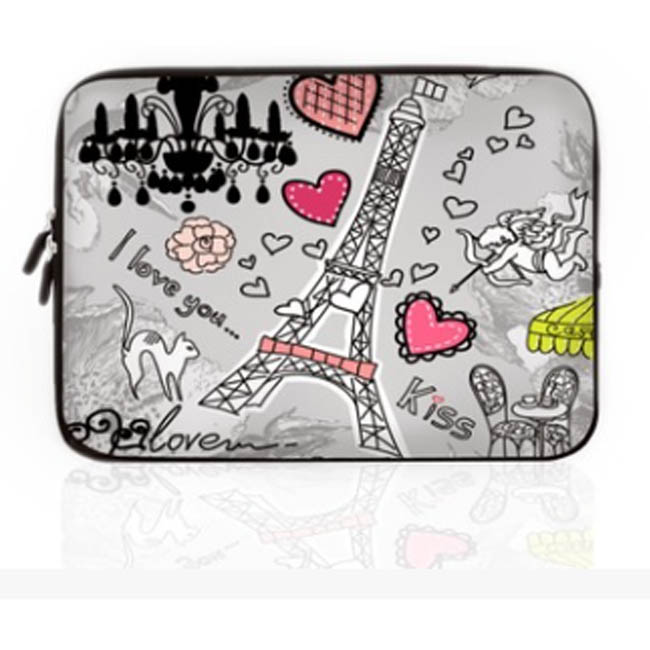 High Quallity Neoprene Promotional Material Laptop Sleeve Bags With Good Price