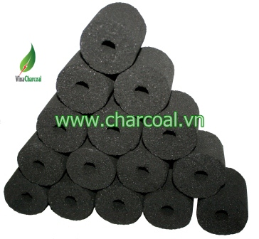Coconut shell charcoal for Grilling BBQ in restaurant for many markets