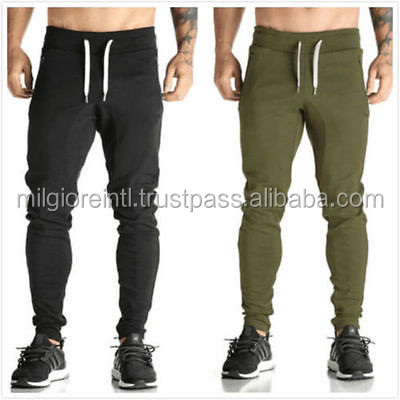 New Pattern Slim Fit Jogger Pants