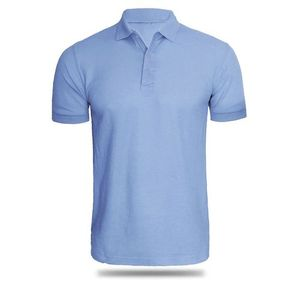 Custom polo t shirt embroidery promotional with your logo design polo shirt