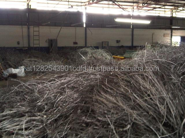 aluminum scrap 6063/aluminum wire scrap/alminum ingot for sale