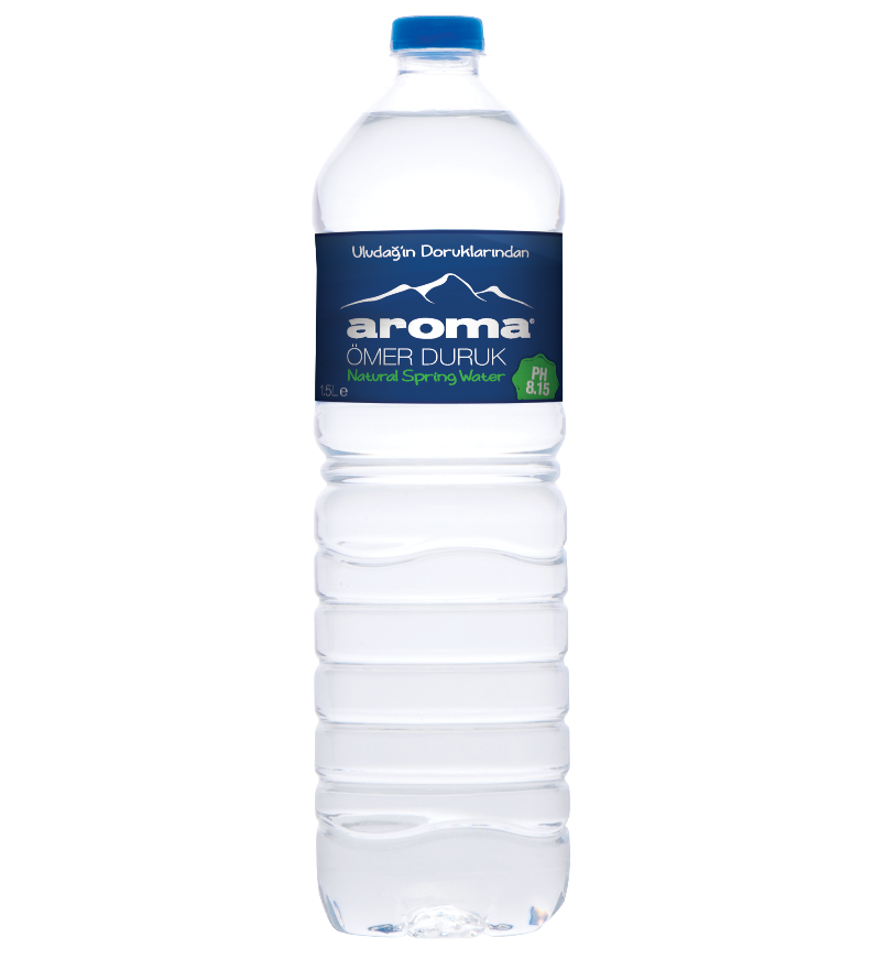 AROMA 1.5L PET NATURAL SPRING WATER