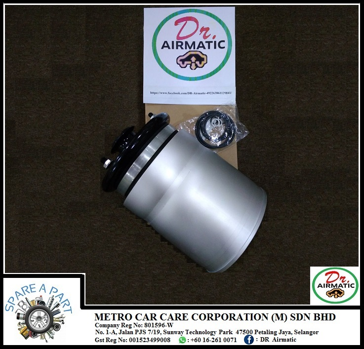 High quality OEM brand rear left or right absorber suspension airmatic repairt kit