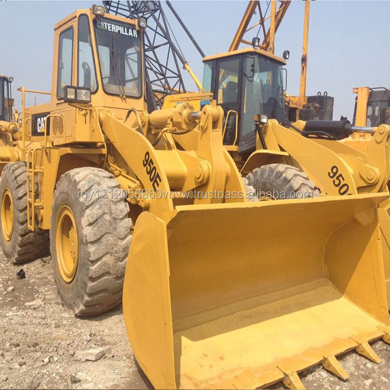 966C 966D 966E 966F 966G 966H Used Caterpillar Wheel Loaders 950 for sale