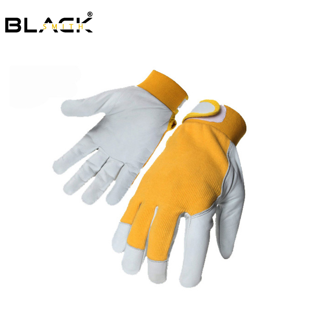 Assembly Gloves / Interlock Gloves for high quality