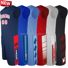 custom basket ball uniforms sublimation basket ball jersey / American Basketball Uniforms