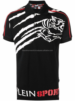 Slim fit polo shirt, Polo t shirt lycra OEM Custom design, Sublimation polo shirt