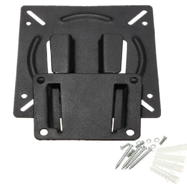 "TV Wall Mount Fixed Bracket for 10"" to 24"" LCD LED Monitor C11"