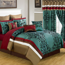 Cotton Home Textile Bedding Set From India