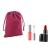Makeup Pouch bag / Customized drawstring makeup bag/ Cosmetic bag