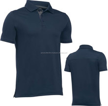 High School Uniform Body Fit Polo Shirt Unisex Polo Shirt