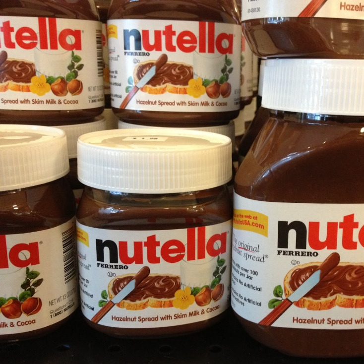 Ferrero Nutella Best Selling Chocolate