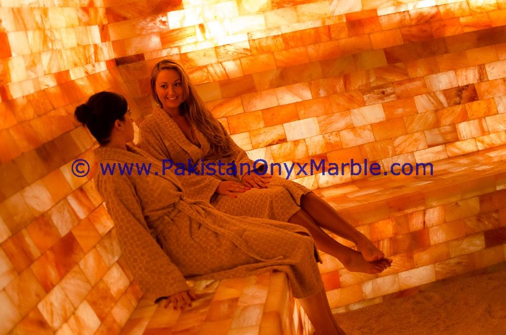 NATURAL HIMALAYAN SALT SPA ROOM SALT THERAPY BENEFITS