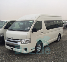 Toyota Hiace High Roof 2.5L
