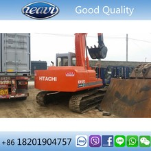 Fiji Used Hitachi EX120-1 Small Crawler Excavator