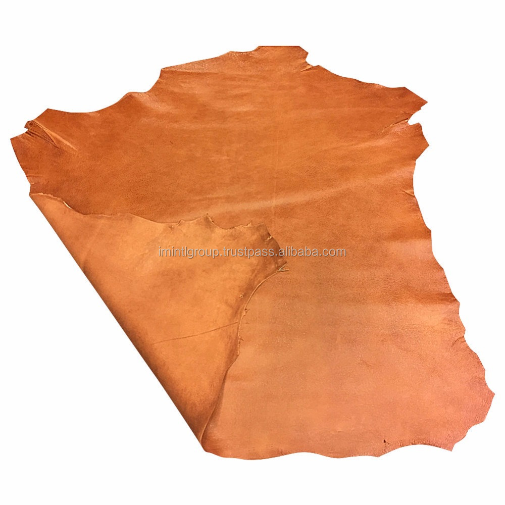 Genuine sheep Leather Tanned Sheepskin Hide Finish wholesale price for gloves and garments goods products IM.3299