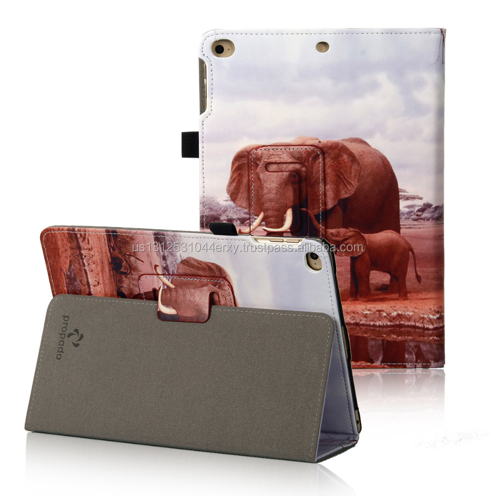 2018 New PU Leather Case With Stand Function Cover For Ipad OEM