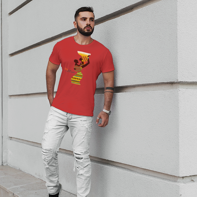 OEM High Quality New Design 140 to 180Gsm Ring-spun mens graphic t shirts
