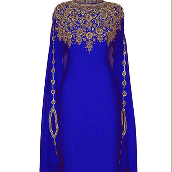 2019 new latest design top quality abaya/ best design AJM Stylish-Abaya-Designs-for-Girls and women