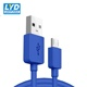 3.0 type c usb cable fast charger for mobile