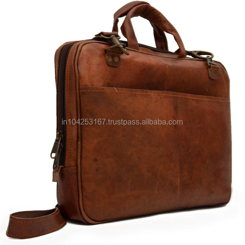 sample laptop bag, pictures of laptop bag, bag laptop in 100% genuine leather