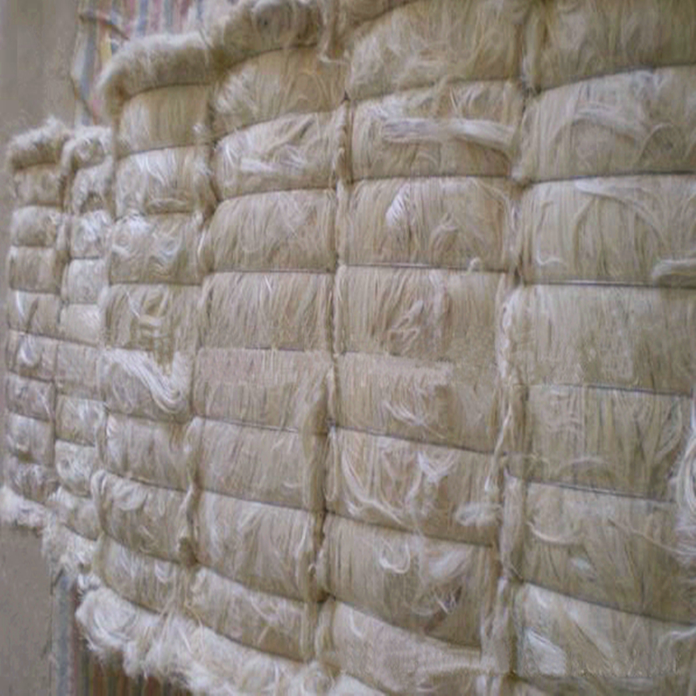 sisal fiber/UG Grade White Sisal Fiber for Building High Quality
