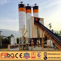 concrete batching plant, concrete batch plant, 180m3/h full automatic cement mixing