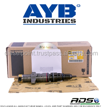 10R4764 DIESEL INJECTOR FOR CATERPILLAR C9 ON-HIGHWAY/ROMANIA POWER PACK ENGINES
