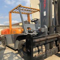 95% new condition competitive price used TCMHL 3 ton/5 ton/ 7 ton forklift with good working condition for sale