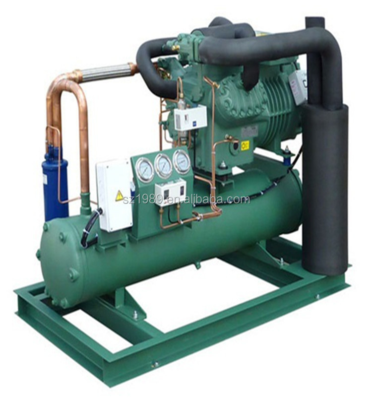 water Cooling Bitzer Condensing Unit