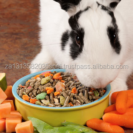 Best Quality South African Rabbit Food