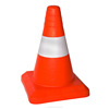 320 mm Flexible Reflective Traffic Cone