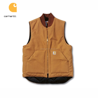 Summer Men's Breathable Mesh Outdoor Vest for Hunting Fishing Sleeveless Tactical Carhartt Vests