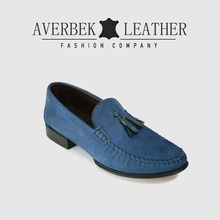 Women's Loafers Genuine Leather Dress Shoes, Oem Turkey Wholesale Ladies Shoes